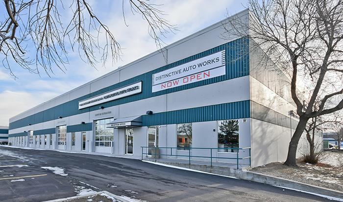 Distinctive Auto Works Edmonton Alberta Distinctive Auto